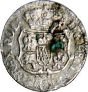 1/24 thaler  Frederick Auguste II – avers