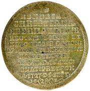 2 groschen Friedrich August I. (Mort) – avers