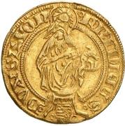 1 Goldgulden - Friedrich II. – avers