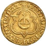 1 Goldgulden - Friedrich II. – revers