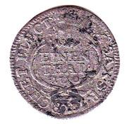 1/12 thaler Friedrich August I – revers