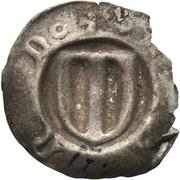 1 Pfennig - Friedrich II. (Hohlpfennig) – avers