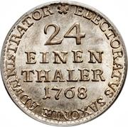 1/24 Thaler - Xavier – revers