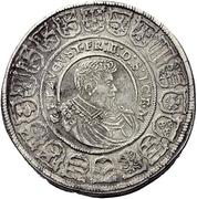 2 Thaler - Johann Georg I – revers