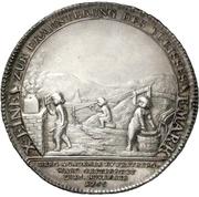1 Thaler - Friedrich August III. (Prize Thaler) – revers