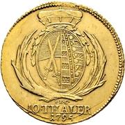 10 Thaler - Friedrich August III. – revers