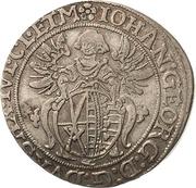 1 Schreckenberger - Johann Georg I. (Engelsgroschen) – avers