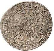 1 Schreckenberger - Johann Georg I. (Engelsgroschen) – revers