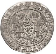 30 Groschen - Johann Georg I. – revers