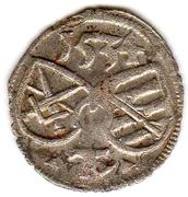 1 Pfennig - Johann Friedrich and Georg – avers
