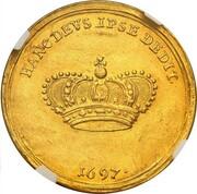 2 ducats Friedrich August I. (Couronnement) – revers