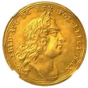 2 ducats Friedrich August I. (Couronnement) – avers