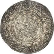 2 Thaler - Johann Georg I. (Peace) – revers