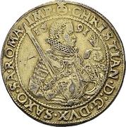 2 Thaler - Christian I. – avers