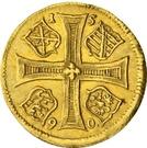 1 Ducat - Christian I. – revers