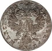 1/12 Thaler - Friedrich August III – revers