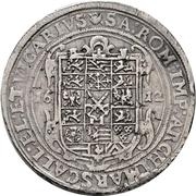 4 Thaler - Johann Georg I. und August – revers