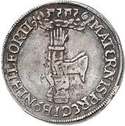 ¼ Thaler - Johann Georg I. (Reformation) – revers