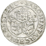 24 Kreuzer - Johann Georg I. – revers