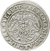 1 Schreckenberger - Johann Georg I. – revers