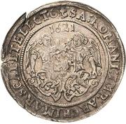 20 Kreuzer - Johann Georg I. – revers