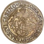 20 Groschen - Johann Georg I. – avers
