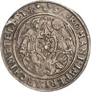 60 Groschen - Johann Georg I. – revers