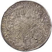 4 Thaler - Johann Georg I. – revers