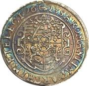 ¼ Thaler - Johann Georg I – revers