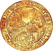 8 Ducat - Johann Georg I. (Augsburg confession) – avers