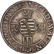 1 Guldengroschen - Georg – revers