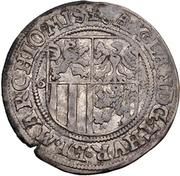 1 Schreckenberger - Johann Friedrich II. (Saalfeld) – revers