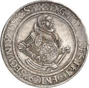 2 Thaler - Johann Friedrich II. – avers