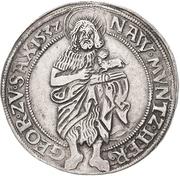½ Guldengroschen - Georg – avers
