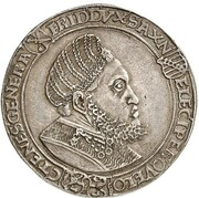 1 guldengroschen Friedrich III – avers