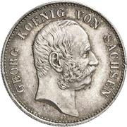 2 Mark - Georg (Mint Visit) – avers