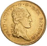 5 Thaler - Friedrich August I. – avers