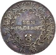 1 Thaler - Friedrich August I. (Prize Taler) – revers