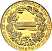 20 ducats - Anton (Nouvelle Constitution) – revers
