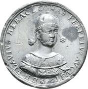 Medal - Heracleonas – avers