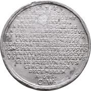 Medal - Heracleonas – revers