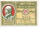 25 Pfennig (Bismark) – avers