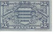 25 Pfennig (Nöschenrode) – avers