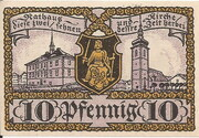10 Pfennig (Wiehe) – revers