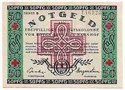 50 Pfennig (Naunhof) – avers