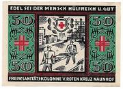 50 Pfennig (Naunhof) – revers