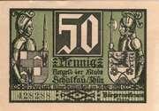 50 Pfennig (Schalkau Thur.) – avers