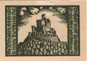50 Pfennig (Schalkau Thur.) – revers