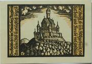 50 Pfennig (Schalkau; History Series - Issue 1) – revers