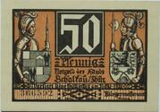 50 Pfennig (Schalkau; History Series - Issue 2) – avers